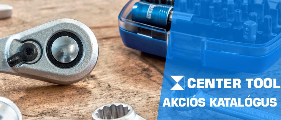 Center Tool Akciós Katalógus 2019 ősz